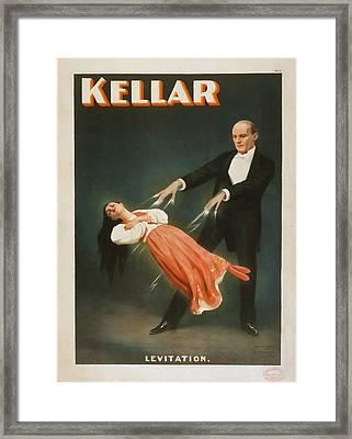 Kellar Framed Print by David Wagner