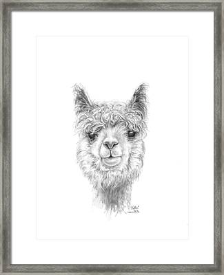 Kellea Framed Print