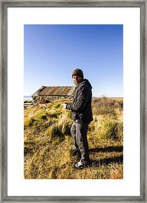 Kelvedon Beach Explorer Framed Print by Jorgo Photography - Wall Art Gallery
