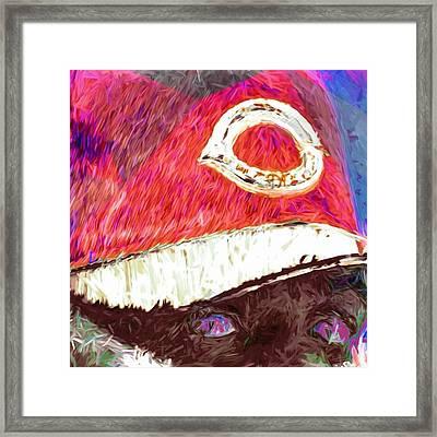 #kengriffeyjr #mlb #halloffame Framed Print