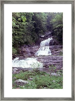Kent Falls 1 Framed Print
