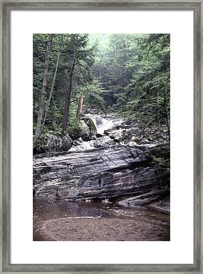 Kent Falls 2 Framed Print