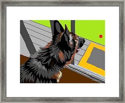 Keo Framed Print by Su Humphrey