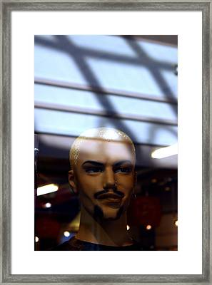 Kep Colin There Framed Print by Jez C Self