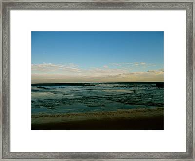 Kerri's Pic Framed Print by Joe  Burns