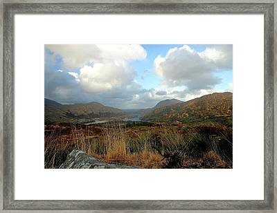 Kerry National Park Framed Print by Martina Fagan
