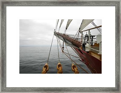 Kersones Framed Print by Hans Jankowski