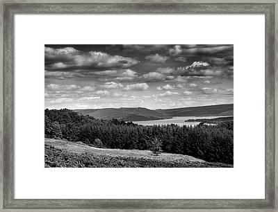 Keuka Landscape I Framed Print by Steven Ainsworth