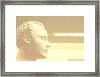 Kevin C Framed Print by Jez C Self