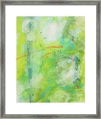 Key Lime Pie Framed Print by Gallery Messina
