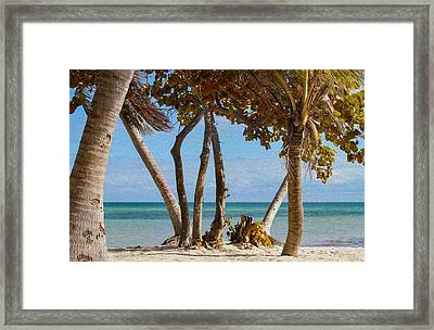 Key West Afternoon Framed Print