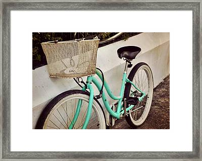 Keycycle Framed Print by JAMART Photography