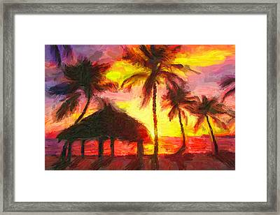 Keys Framed Print by Caito Junqueira