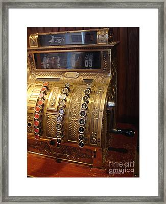 Keys Of Time 2 Framed Print