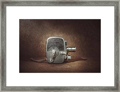 Keystone Capri K28 Framed Print by Scott Norris