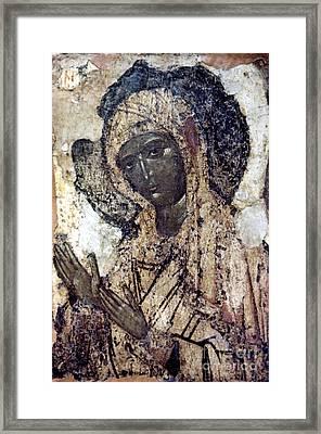 Khalkopratiyskaya Virgin Framed Print by Granger
