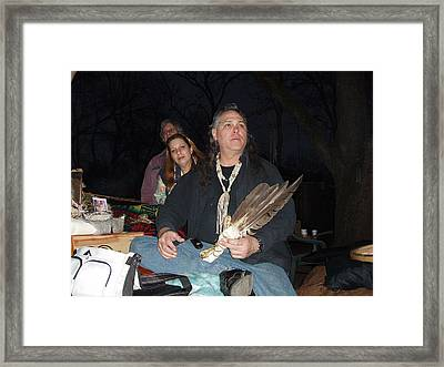 Kicking Bear Productions Team Framed Print by Kicking Bear  Productions