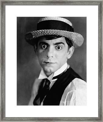 Kid Boots, Eddie Cantor, 1926 Framed Print by Everett
