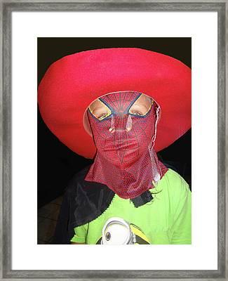 Kidplay Framed Print by Bruce Iorio