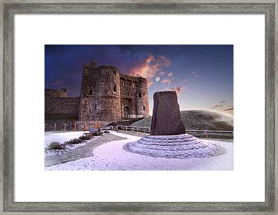 Kidwelly Castle 2 Framed Print