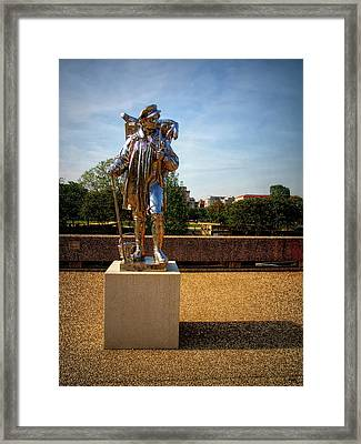 Kiepenkerl - Washington D. C. Framed Print by Glenn McCarthy Art and Photography