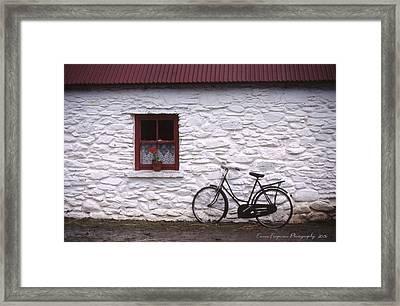 Kilarney  Ireland Framed Print by Ernie Ferguson