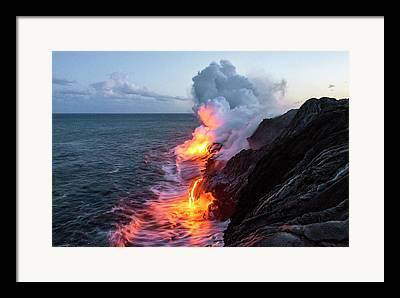 Islands Photographs Framed Prints