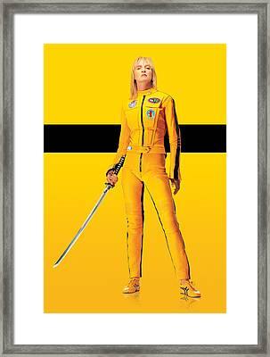 Kill Bill Vol. 1 2003 Framed Print