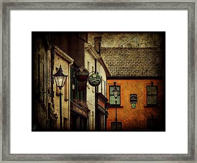 Framed Print featuring the digital art Killaloe by Margaret Hormann Bfa