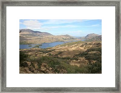 Killarneys Lakes Framed Print
