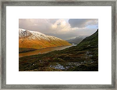 Killary  Ireland's Only Fjord Framed Print by Pierre Leclerc Photography