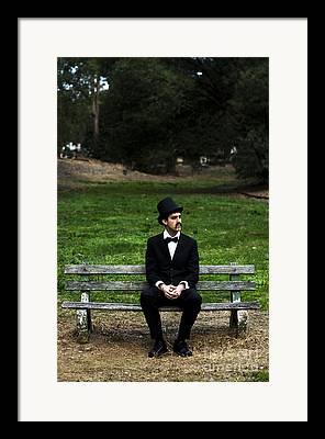 Disdain Photographs Framed Prints