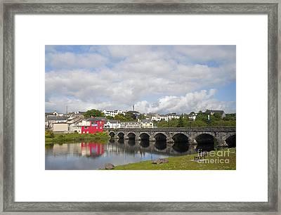 Killorglin Bridge Framed Print