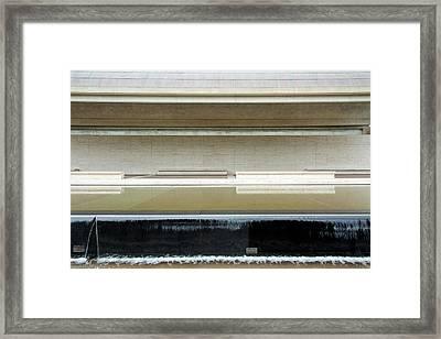 Kimbell Art Museum Framed Print