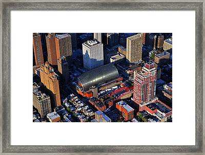 Kimmel Center For The Performing Arts 260 South Broad Street Suite 901 Philadelphia Pa 19102 Framed Print by Duncan Pearson