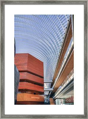 Kimmel Center For The Performing Arts Framed Print