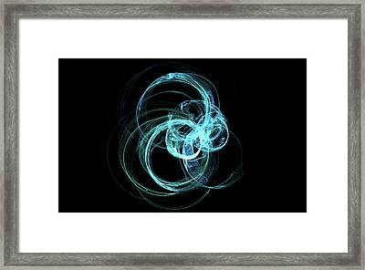 Kinetic09 Framed Print