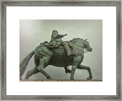 King Charles IIi Framed Print by JAMART Photography