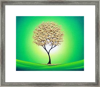 Kingdom Come Framed Print by Rachel Bingaman