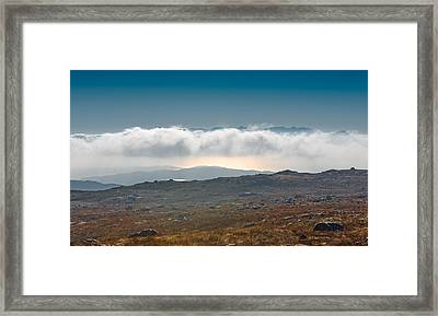 Framed Print featuring the photograph Kingdom In The Sky by Gary Eason