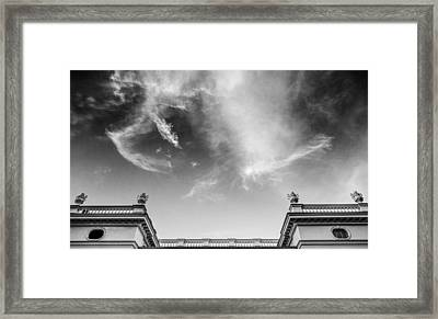 Kingdom Framed Print by Matti Ollikainen