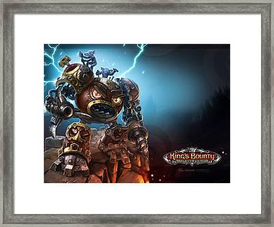 King's Bounty Framed Print