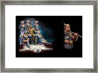 King's Bounty Warriors Of The North Framed Print