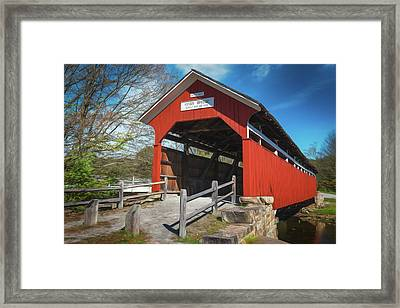 Framed Print featuring the photograph Kings Bride by Cindy Lark Hartman
