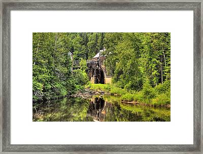 King's Landing Old Mill   Framed Print by Levin Rodriguez