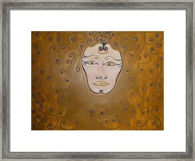 Kings Of Kings Framed Print by Salma Yusuf