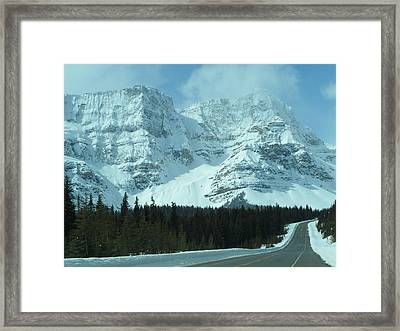 Kings Of The Road Framed Print