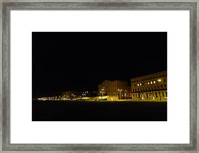 Kingsway Framed Print by Nigel Chaloner