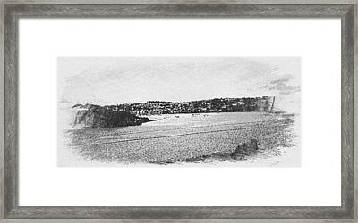 Framed Print featuring the photograph Kinsale Harbour by JLowPhotos