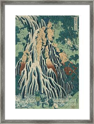 Kirifuri Falls Framed Print